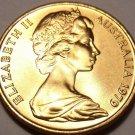 Gem Unc Australia 1979 Cent~Ring Tailed Opossum~Bronze~Free Shipping