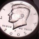 Gem Proof Roll (20) United States 2005-S John F. Kennedy Half Dollars~Free Ship