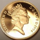 CAMEO PROOF GREAT BRITAIN 1994 PENNY~EXCELLENT~FREE SHIPING~SEE OUR E-BAY STORE~