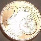 Gem Unc Cyprus 2012 1 Euro Cent~Double Ram Design~Free