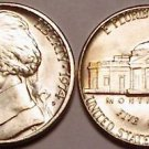 1974-D BRILLIANT UNC JEFFERSON NICKEL~FREE SHIPPING~