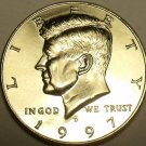 GEM BU 1997-D KENNEDY HALF DOLLAR~WE HAVE KENNEDYS~FREE SHIPPING~