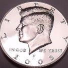 United States 2005-S Proof John F. Kennedy Half Dollar~Free Shipping