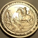 1846~WAR BETWEEN U.S. AND MEXICO~SMITHSONIAN CREATED~FRANKLIN BRONZE~FREE SHIP~