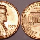 1970-S UNCIRCULATED LINCOLN CENT~~FREE SHIPPING INC~~
