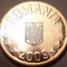 Gem Unc Romania 2009 5 Bani~We Have Thousands Of Unc Coins~Free Shipping