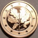 Cameo Proof Germany 2003-D 2 Euro Cents~Munich Mint~Cameo~Free Shipping~
