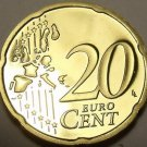 Cameo Proof Germany 2003-A 20 Euro Cents~Berlin Minted~Free Shipping~Duetschland