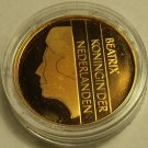 CAMEO ENCAPSULED PROOF NETHERLANDS 1985 5 CENTS~FREE SHIP~SEE OUR E-BAY STORE~