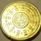 GEM UNC PORTUGAL 2011 20 EURO CENTS~FREE SHIP~FANTASTIC~WE HAVE PORTUGAL COINS~