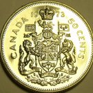 PROOF CANADA 1973 50 CENTS~WE HAVE PROOFS~FREE SHIPPING~