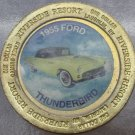 LARGE RIVERSIDE RESORT $1 GAMING TOKEN~1955 FORD THUNDERBIRD~FREE SHIPPING~