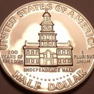United States Proof 1976-S John F Kennedy Bicentennial Half Dollar~Free Shipping