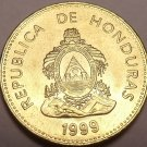 Gem Unc Honduras 1999 5 Centavos~Excellent~We Have Unc Coins~Free Shipping