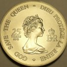 Massive Gem Unc Canada 1977 4 Governors Medallion~God Save The Queen~Free Ship