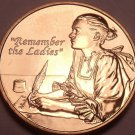 Large Gem Unc Abigail Adams 1st Lady Medallion~Remember The Ladies~Free Shipping