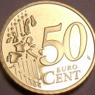 Cameo Proof Germany 2003-F 50 Euro Cents~Stuttgart Mint~Cameo~Free Shipping~