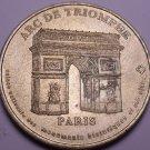 Large France Medallion Year 2000~ARC DE TRIOMPHE~Paris~Historic Monument~Free Sh