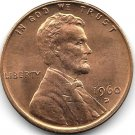 United States Unc 1960-D Small Date Lincoln Memorial Cent~Free Shipping