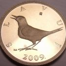 Proof Croatia 2009 Kuna~Proofs Are The Mints Best Work~Nightingale~Awesome~Fr/Sh