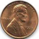 United States Unc 1973-P Lincoln Memorial Cent~Free Shipping