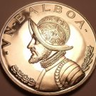 Rare Proof Panama 1967 Balboa~Only 19,983 Minted~Awesome~Free Shipping