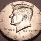 United States Unc 2010-D Kennedy Half Dollar~Free Shipping