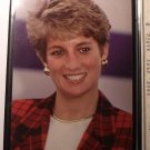 Princess Diana The Peoples Princess Royal Tribite With Medallion~Awesome~Free Sh