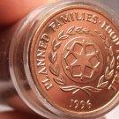Gem Unc Roll (50) Tonga 1996 2 Seniti Coins~World Food Day~Paper Dolls~Free Ship