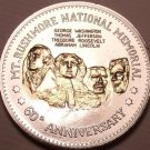 Historic Mint Double Eagle Mount Rushmore Commemorative Medallion~Free Ship