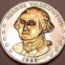 Historic Mint Double Eagle George Washington Commemorative Medallion~Free Ship