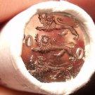Gem Unc Original Roll (50 Coins) Estonia 2003 20 Senti Coins~3 Lions~Free Ship
