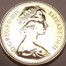 Proof Great Britain 1976 5 New Pence~Only 100,000 Minted~Proofs Are Best~Free Sh