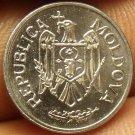 Gem Unc Moldova 2010 10 Bani~We Have Gem Unc World Coins~Free Shipping
