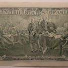 United States Lightly Circulated $2.00 Bicentennial Notes~Free Shipping