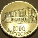 Gem Unc Mozambique 1994 1,000 Meticais~Fantastic~Free Shipping