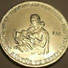 Rare Gem Unc Turkey 1976 FAO 5 Lira~17k Minted~ International Womans Year~Fr/Shi