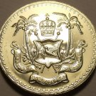 Rare Proof Fiji 1970 Independence Commemorative Dollar~15,000 Minted~Free Ship