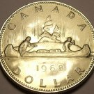 Proof Canada 1968 Dollar~521,641 Minted~Free Shipping