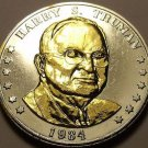 Historic Mint Double Eagle Harry S. Truman Commemorative Medallion~Free Ship