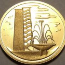 Rare Proof Singapore 1979 Cent~Apartment Building~5,500 Minted~Free Shipping