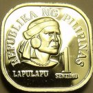 Rare Proof Philippines 1976 Sentimo~Only 9,901 Minted~Square Coin~Free Shipping