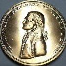 Gem Unc Thomas Jefferson Peace And Friendship Medallion~33.6mm~Excellent~Fr/Ship