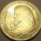 Rare Silver Proof Czechoslovakia 1957 10 Korun~Incuse Initials Type~5k Minted~FS