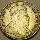 Hong Kong Fantasy Issue 1866 Dollar~Huge 38.1mm Medallion~Free Shipping