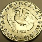 Gem Unc Hungary 1982 10 Filler~A Dove With a Branch~Love Coin~Free Shipping