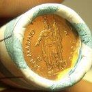 Gem Unc Original Roll (20) San Marino 2006 2 Euro Cents Coins~CV $160~Free Ship
