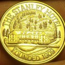 The Stanley Hotel Estes Park Colorado~VIP KEY~ Medallion~Founded 1909~Free Ship