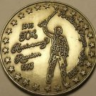 Army 11th Airborne 1943-93 50th Anniversary Reunion Medallion~The Angels~Fr/Ship