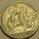Comitia Americana 37.8mm Solid Pewter Medallion~